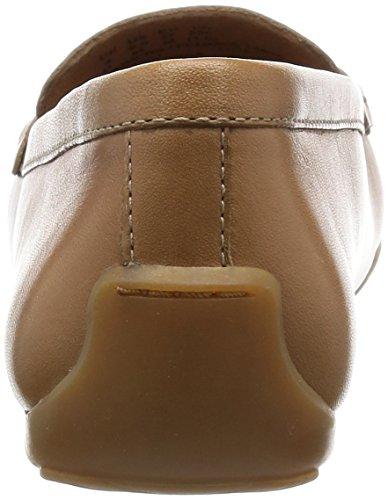 Clarks Doraville Nest Damen Mokassin Braun (Tan Leather)