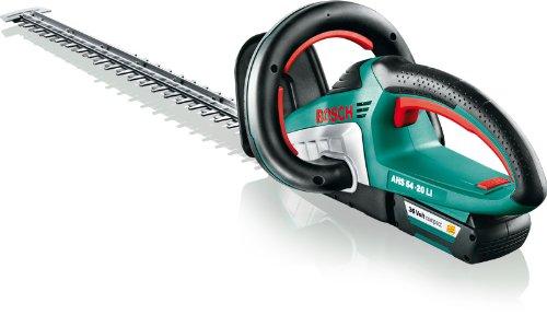 Bosch AHS 54-20 LI, lame 54 cm, coupe 20 cm, 1 batterie 36V 1,5 Ah, technologie Syneon 060084A100