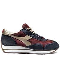 Diadora Donna Grigio Sneakers Gomma Heritage Diadora