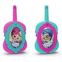 Imc Toys 275003 - Electrónicos Walkie Talkie Shimmer & Shine