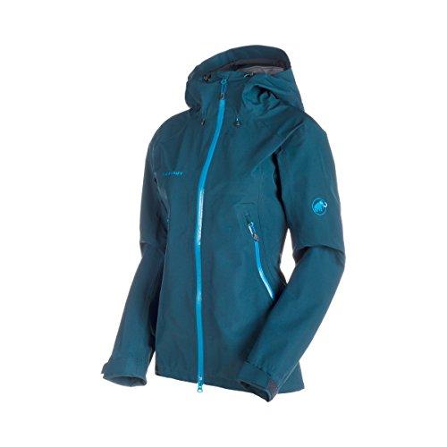 Mammut Ridge HS Hooded Jacket Women - orion