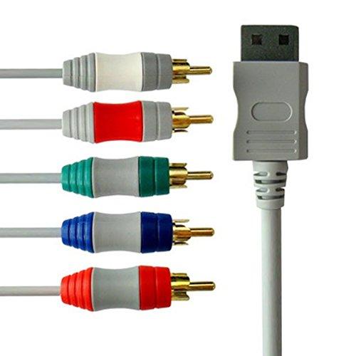 Nintendo Wii | Wii U - HD alta definición componente AV Cable