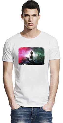 Dishonored The Knife Of Dunwall World Raw Edge-T-Shirt X-Large