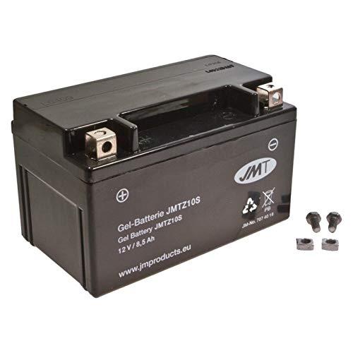 YTZ10S JMT Gel Batterie für MT-09 850 Baujahr 2013-2016