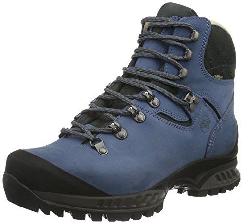 Hanwag Tatra Gtx, Chaussures de Trekking et Randonnée Homme, Terre, Taille Unique Bleu (Uncle Blue)