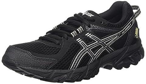 ASICS Gel-sonoma 2 G-tx, Chaussures de Running Compétition femme - Noir (black/onyx/silver 9099), 39 EU