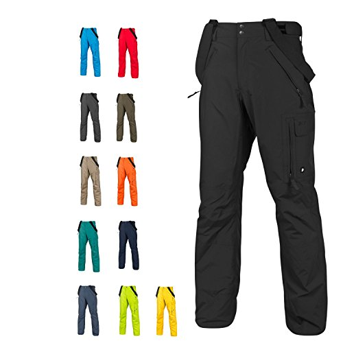 Protest Denys 14 - Pantaloni da snowboard/sci da uomo