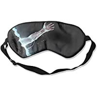 Sleep Eye Mask Hand Science Space Lightweight Soft Blindfold Adjustable Head Strap Eyeshade Travel Eyepatch E9 preisvergleich bei billige-tabletten.eu