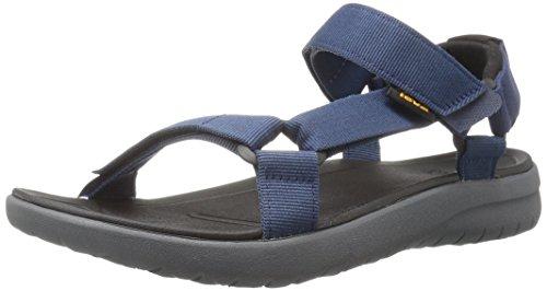 Teva Herren Sanborn Universal M's Sandalen Blau