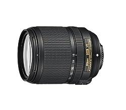 Nikon 18-140 mm/F 3,5-5,6 AF-S DX G ED VR 18 mm-140 mm Objektiv (Nikon F-Anschluss,True)
