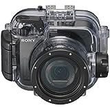 Sony MPK-URX100A Caisson étanche jusqu'à 40 m compatible avec Gamme Sony RX100/RX100M2/RX100M3/RX100M4/RX100M5 Noir