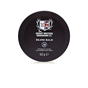 The Great British Grooming Company Moisturising Beard Balm 50g
