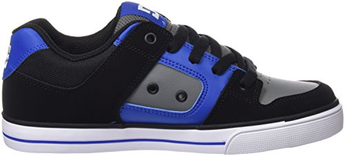 DC Shoes  Pure, Sneakers Basses Garçon Bleu (Xkbs)
