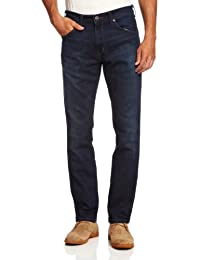 Wrangler Herren Jeans Greensboro Blue Bream