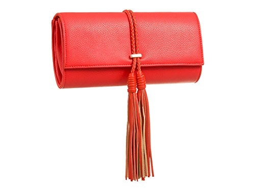 Hautefordiva, Signore Clutch Scarlet M Scarlet Red