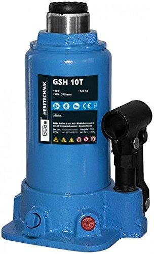 Preisvergleich Produktbild Güde Stempelwagenheber GSH 10T