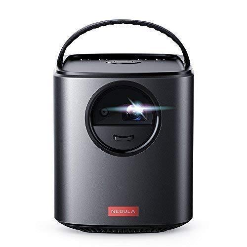Nebula Mars II Beamer von Anker, Tragbarer Projektor mit 720p DLP Bildqualität, Duale 10W Lautsprecher, Android 7.1 OS, Sekundenschneller Autofokus, 30 - 150 Zoll Display Portable Audio Review