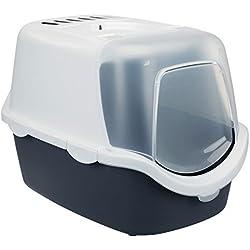 Trixie 40341 Vico Open Top Bac à litière avec Couvercle