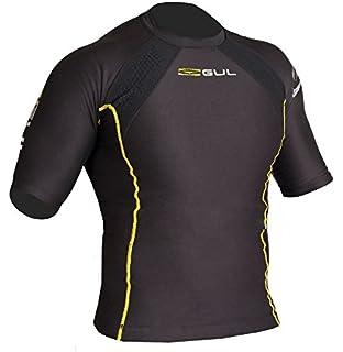 Black Gul Code Zero 3mm Thermo Wetsuit Top 2019