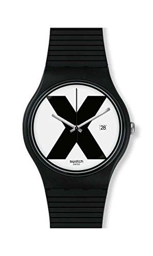 Swatch Montre Mixte SUOB402