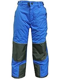 Outburst - Jungen Skihose Schneehose Wasserdicht 10.000 mm Wassersäule. blau - 4504046b