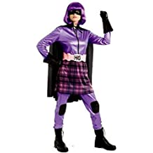 Papel mágico de las mujeres Kick Ass Hit Girl Costume