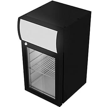 gastro cool arri re bar vitr r frig rateur 21 l gcdc25 mini frigo r frig rateur. Black Bedroom Furniture Sets. Home Design Ideas