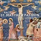 Bach: St. Matthew Passion (Excerpts) [Hybrid SACD]