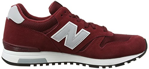New Balance ML565 Scarpa Rosa (Red Grey)