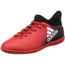 quality design 8f1f6 0585e adidas X 16.3 In J, Botas de fútbol para Niños