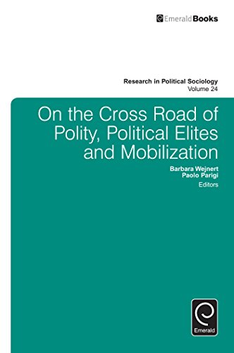 On the Cross Road of Polity, Political Elites and Mobilization (Research in Political Sociology)