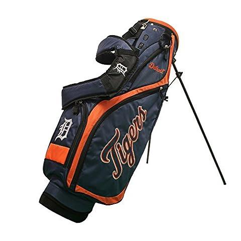 Équipe de Golf 95927Detroit Tigers MLB Nassau Sac de golf avec support