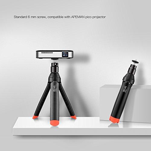 Apeman-TP150-Selfie-Stick-Bastone-per-Selfie-con-treppiede-per-Action-Cam-Apeman-A66A60A70A80-e-Proiettori-M9SM9M4CX3