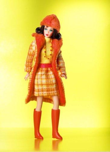 Barbie Collector Gold Label–Vintage Reproduktion der 1969Made für jede andere # 1881