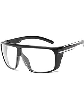 Axiba Marco Grande de Europa y Las Estados Unidos Viento Gafas Chao Hombres Personalidad Gafas Outdoor Gafas de...