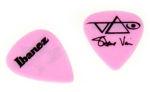 Ibanez B1000SVMP Signature Steve Vai Plektren Heavy (Stück) rosa