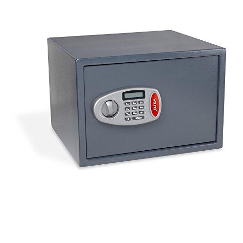 Varo Elektronischer Safe Tresor mit Display Laptop MOT SA15EL -