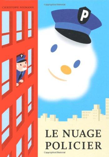 Book's Cover of Le nuage policier