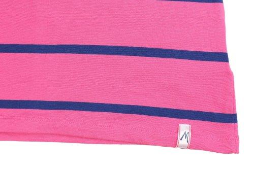 KITARO Poloshirt Damen kurzarm Woman Pink