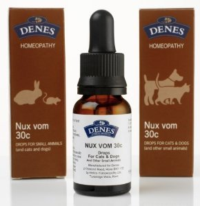 Denes Homeopathy Nux Vomica Remedy 30c/15ml