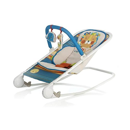 Jane modelo 6100 S06 - Hamaca bebe nippy azul