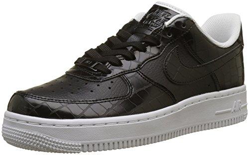 Nike Damen Air Force 1 '07 Essential Gymnastikschuhe, Schwarz (Black/Black/White 001), 36.5 EU (Performance-basketball-schuhe)