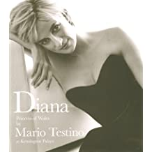 Diana Princess of Wales by Mario Testino at Kensington Palace