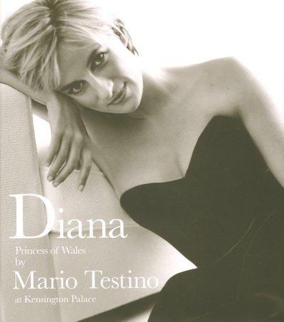 Diana Princess of Wales by Mario Testino at Kensington Palace (Extra Großem Tv)