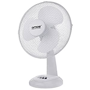 Amos 12 30cm ventilateur oscillant de bureau table - Ventilateur de cuisine ...