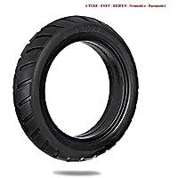 Emebay–Rueda de neumático delantero/trasero de 8,5pulgadas, neumático de recambio sólido 81/2x 2para scooter eléctrico Xiaomi Mijia M365