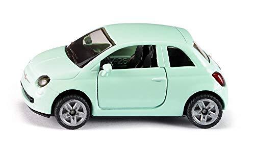 Siku 1453 Fiat 500 Car Children S Toy Metal Plastic Rubber Tires Green
