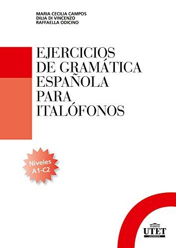 Ejercisios de gramatica espanola