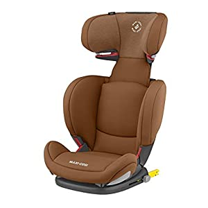 Maxi-Cosi RodiFix AirProtect Child Car Seat, Isofix Booster Seat, Cognac, 15-36 kg   9