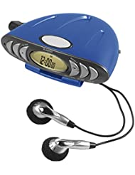 Schrittzähler mit Radio und Sprachausgabe